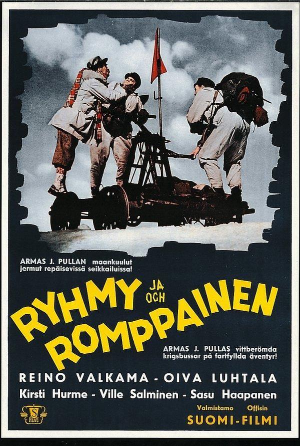 Ryhmy ja Romppainen (1941)