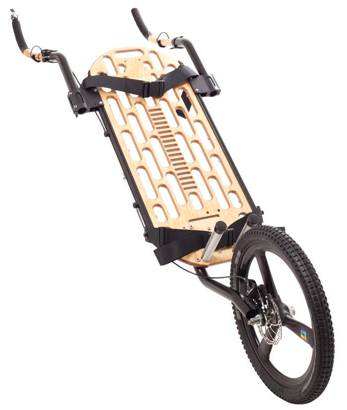 Monowalker The Swiss Army Knife For Your Daily Mobility