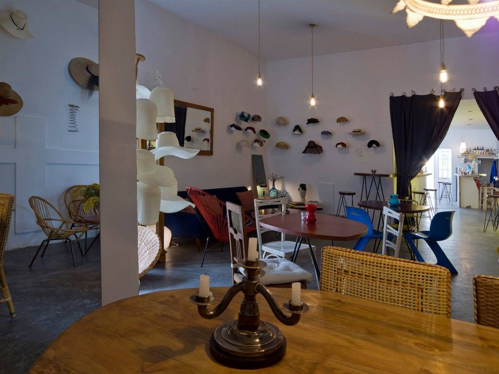 Contactar Con Restaurante De Cocina Mediterranea Graciela En  # Muebles Hoznayo Horario