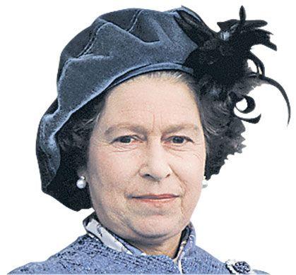 Queen Elizabeth II's hats since the 1950s