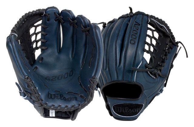 Wilson A2000 1782 Navyblack Baseball Glove Baseball Glove Gloves Vibram Sneaker
