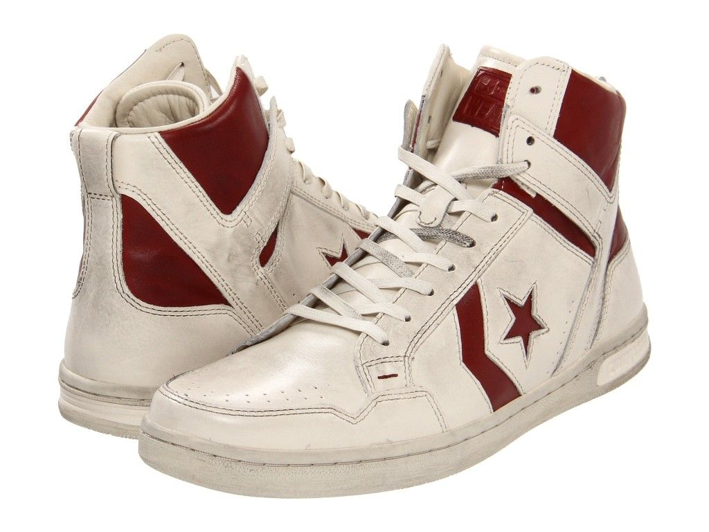 converse weapon red