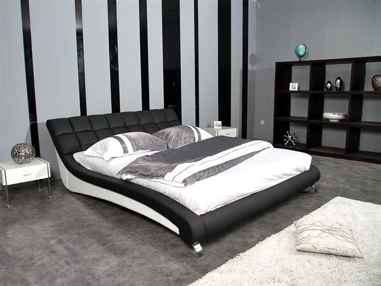 Modern King Bed Frame California King Bed Frame Modern Bed