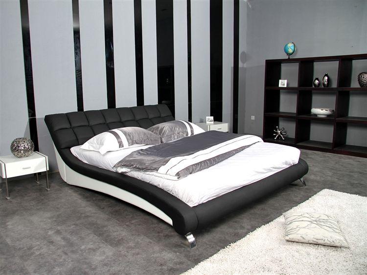 Modern King Bed Frame In 2020 California King Bed Frame Modern
