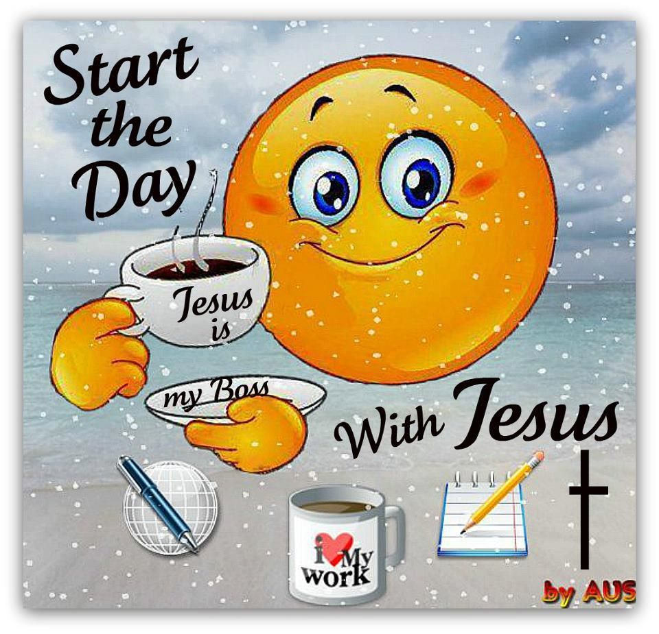 dd3bec42a7f2 I Start the Day with Jesus always ✝