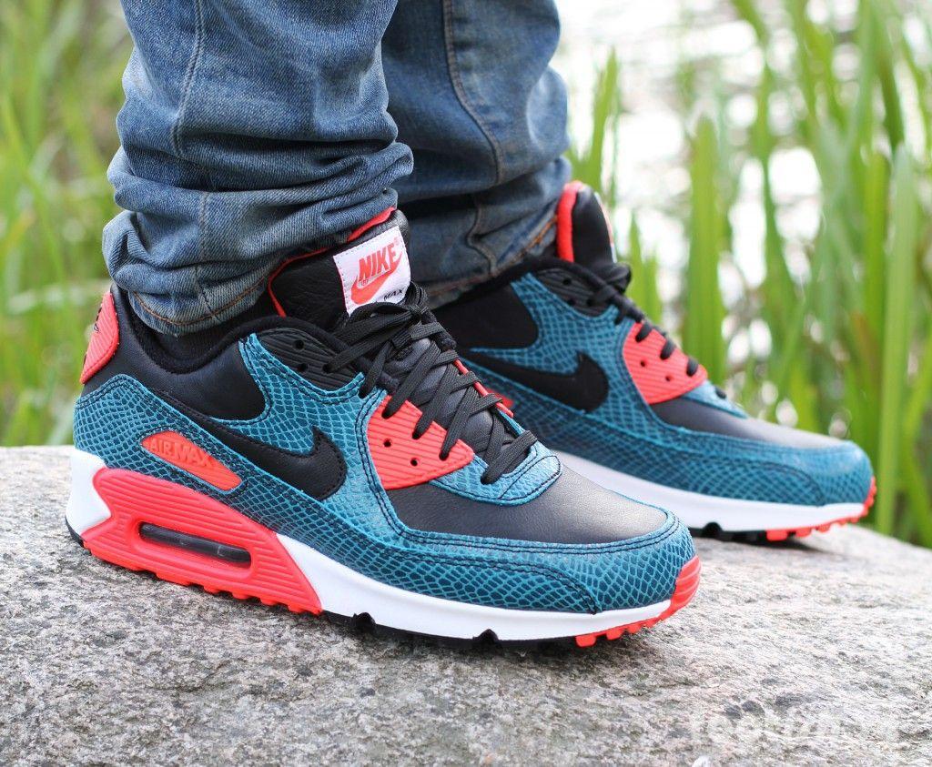 Nike Air Max 90 Anniversary 725235 300 725235 006 | Footish