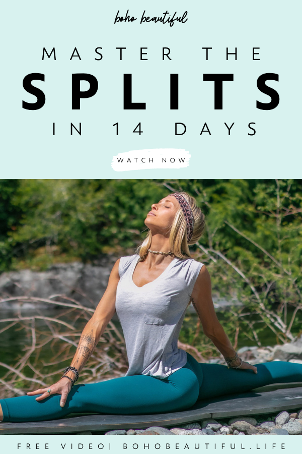 [14 DAY CHALLENGE] A 14 Day Splits amp; Flexibility Challenge that will release tension and stiffnes...