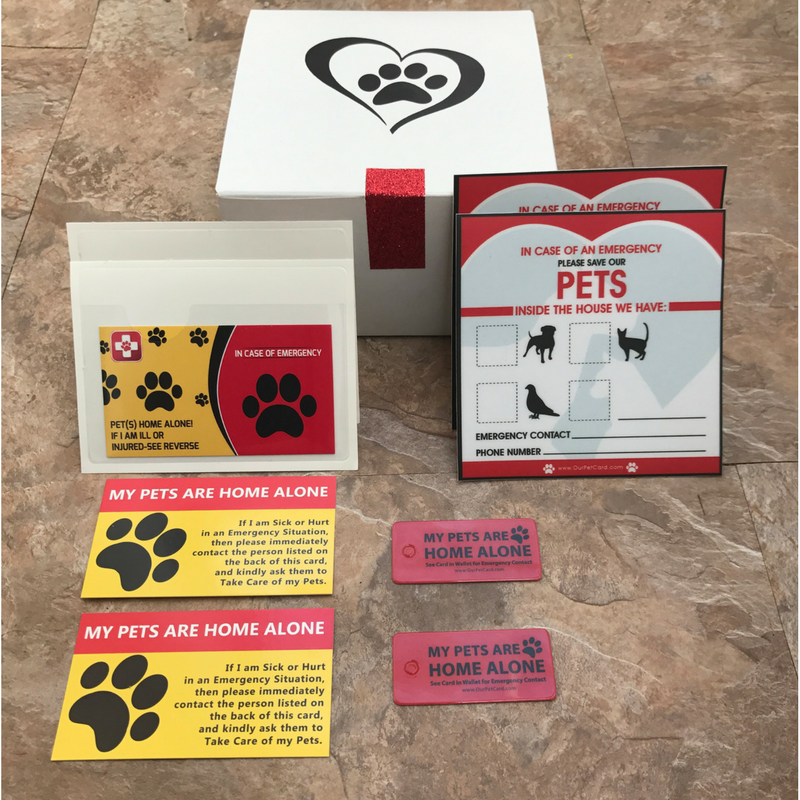 Pet Care Gift Box For Pets With Images Pet Emergency