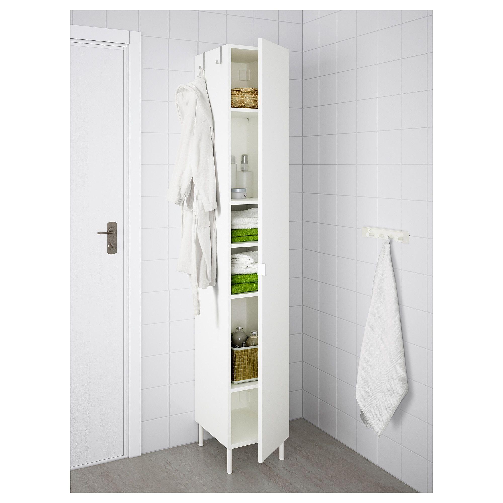 Lillangen High Cabinet 1 Door White 11 3 4x15x74 3 8 Ikea In 2021 Tall Bathroom Storage Tall Bathroom Storage Cabinet Tall Cabinet Storage [ 2000 x 2000 Pixel ]