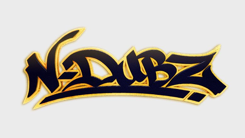 N-Dubz Logo Branding