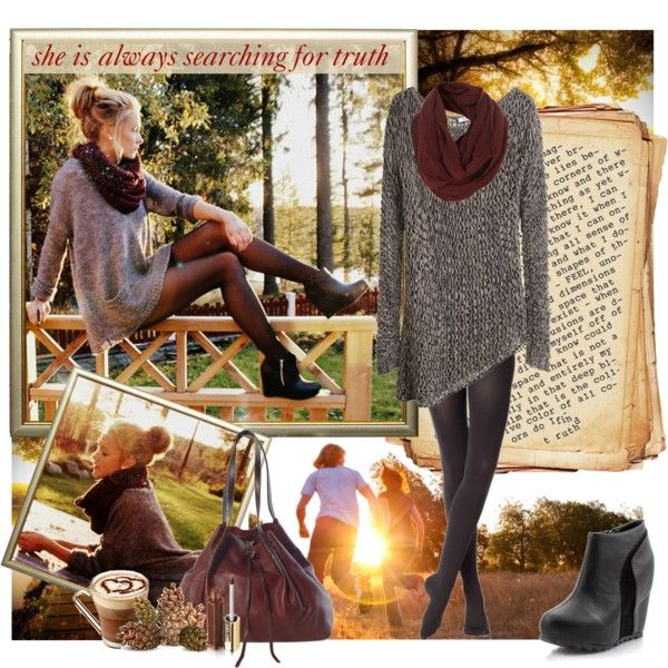 """""""Autumn Truth {Petra Karlsson, Lookbook}"""" by katiemw1 ❤ liked on Polyvore"""