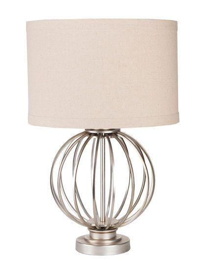 Thela Table Lamp By Surya At Gilt Lamp Antique Table Lamps Metal Table Lamps