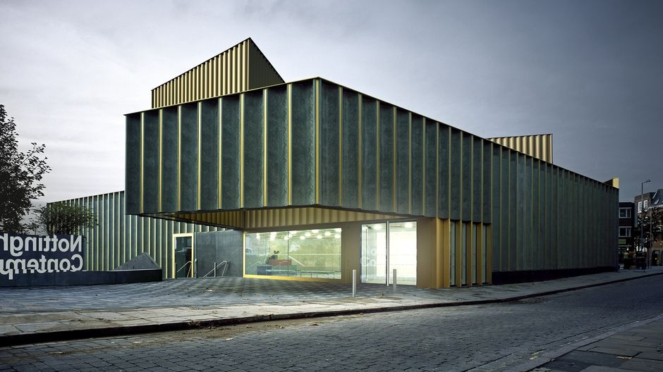 Nottingham Contemporary is one of the largest contemporary arts - best of blueprint architecture nottingham