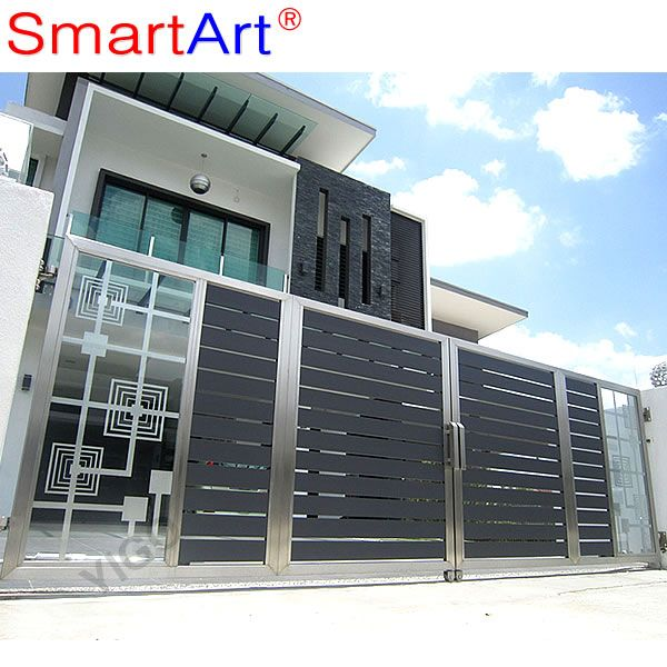 House Main Gate Designs / Steel Gate Design Home