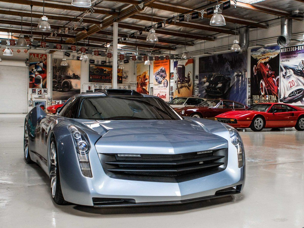 The 25 Coolest Cars In Jay Leno S Garage Sports Cars Super Cars