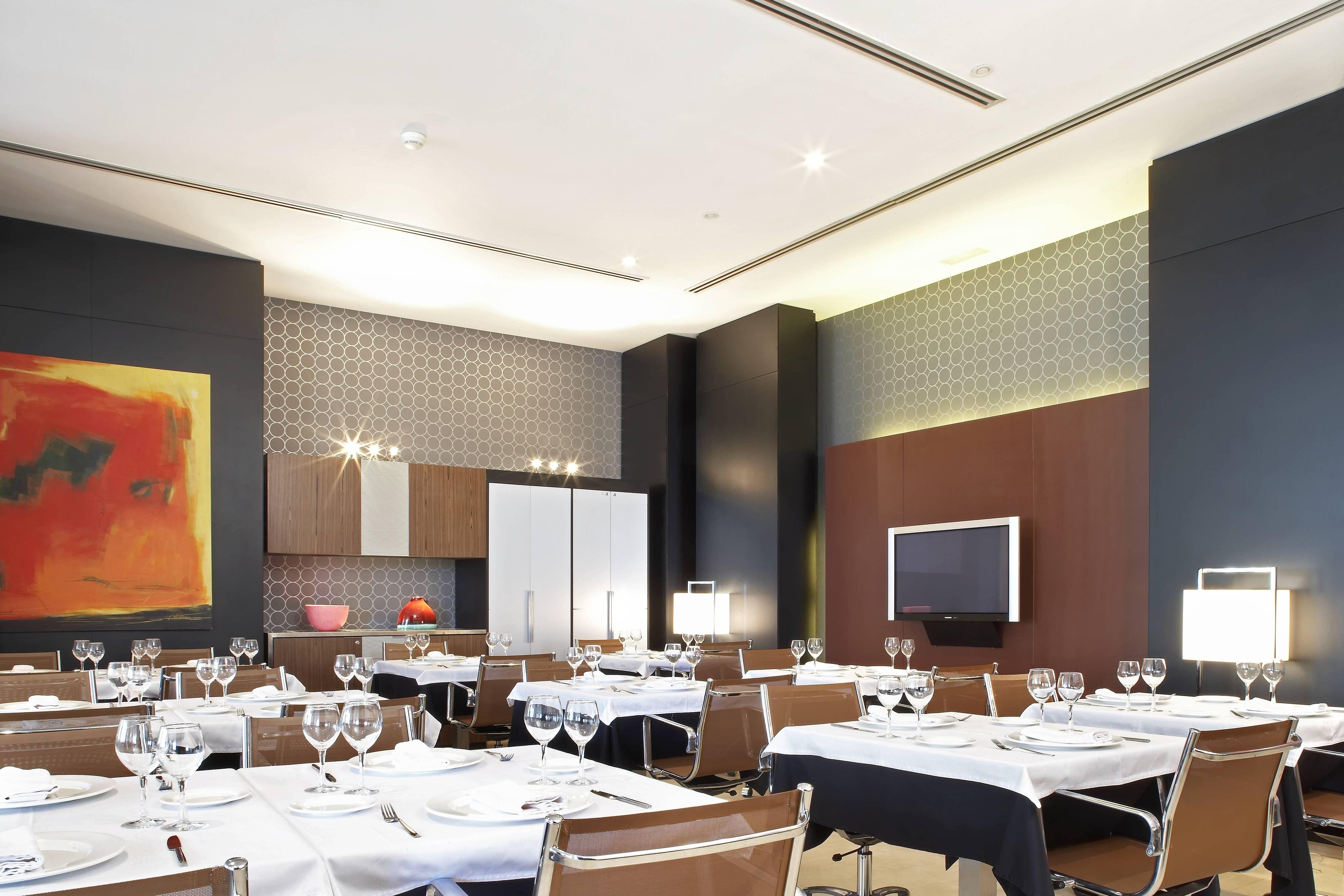 Ac Hotel Algeciras Dining Area #Guestroom, #Relax, #Comfort,