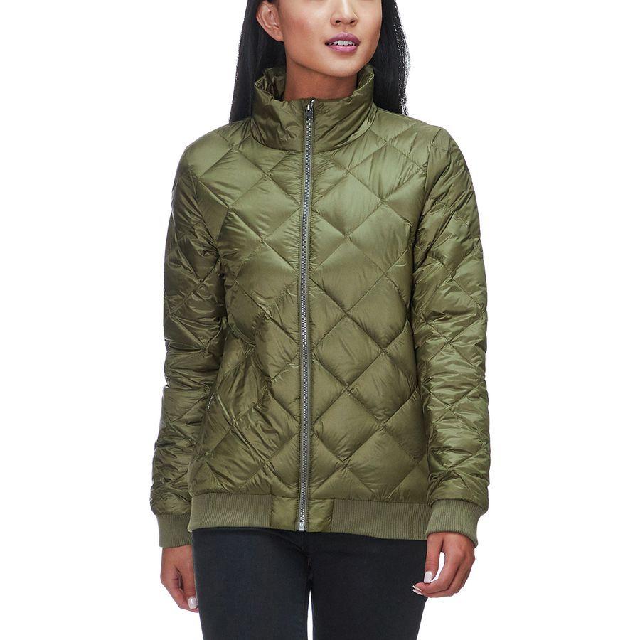 Patagonia Prow Bomber Down Jacket Women S Backcountry Com Jackets For Women Down Jacket Jackets [ 900 x 900 Pixel ]