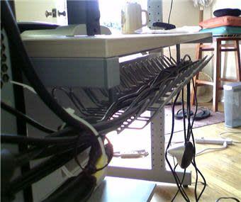 Hack Attack: Der schnurlose Arbeitsbereich (Art Of)