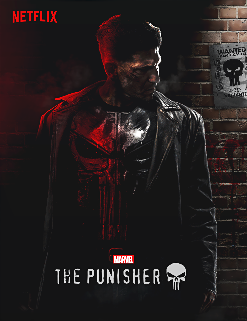 The Punisher Frank Castle In The Likeness Of Jon
