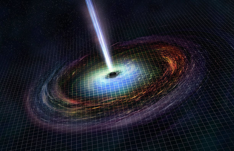 Картинки о черной дыре