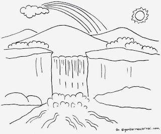 Kumpulan Gambar Hitam Putih Bw Untuk Diwarnai Freewaremini Coloring For Kids Drawing