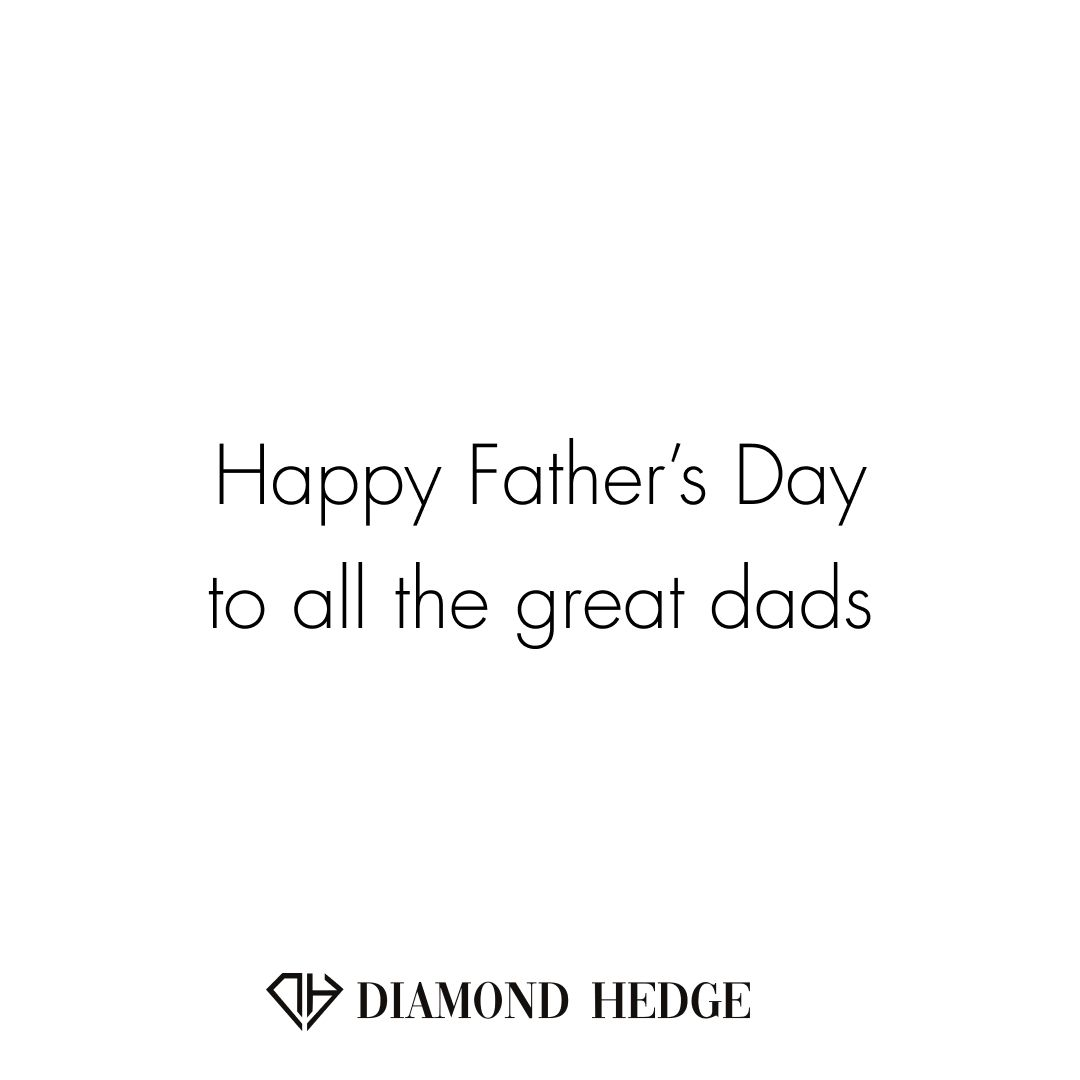 Happy Father's Day to all the great dads #HappyFathersDay2020 #DadsCare