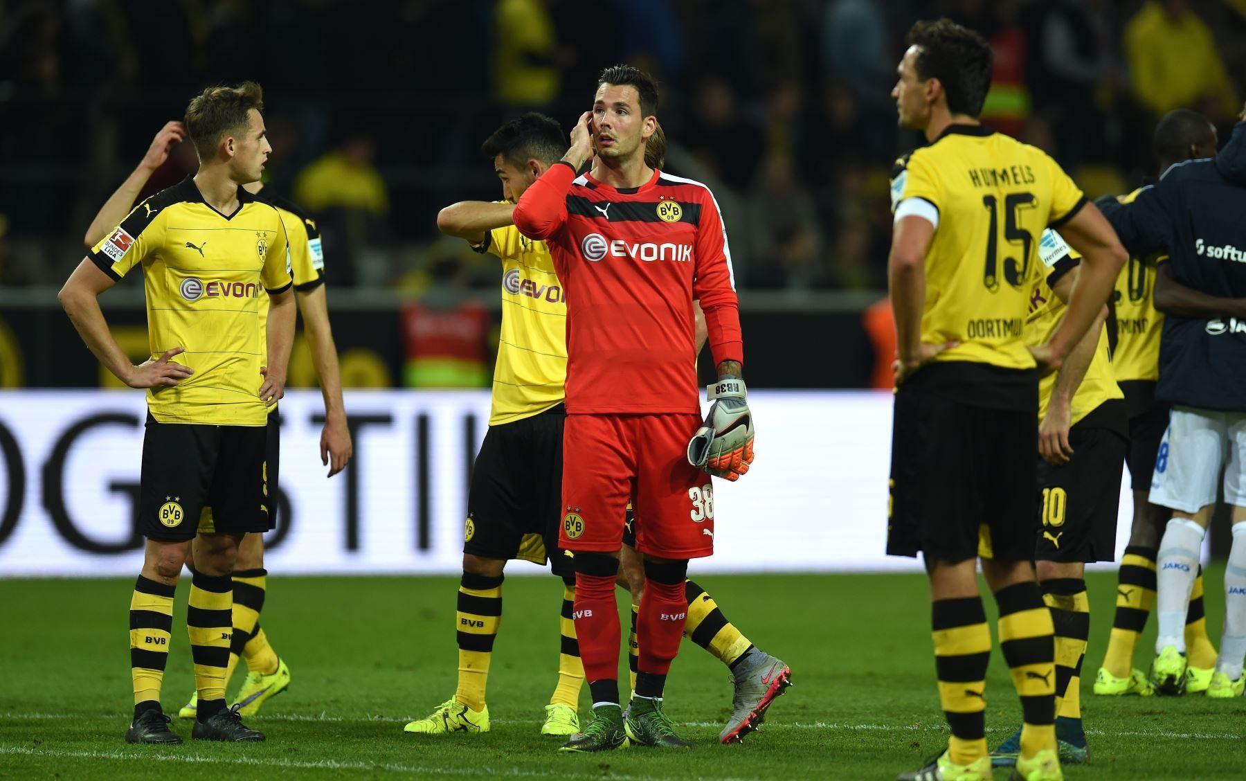 @bdortmund9off Sulu kontert Tormaschine Aubameyang spät. Darmstadt landete in Dortmund den nächsten Coup und knöpfte der Borussia beim schmeichelhaften 2x2 einen Punkt ab #9ine