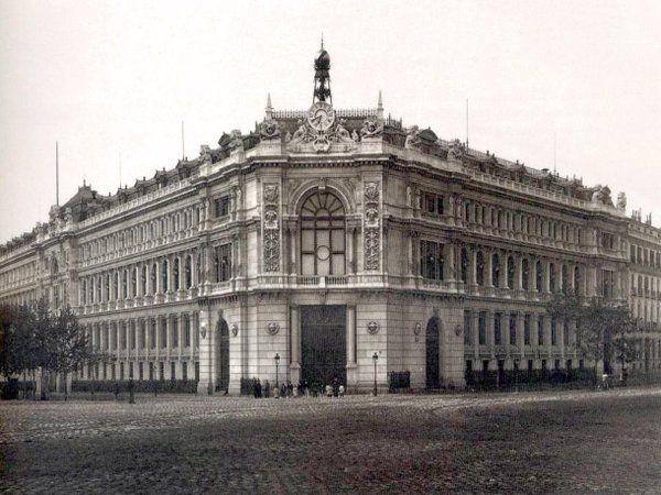 Banco nacional de san carlos creado por el rey carlos iii - San carlos cortinas ...