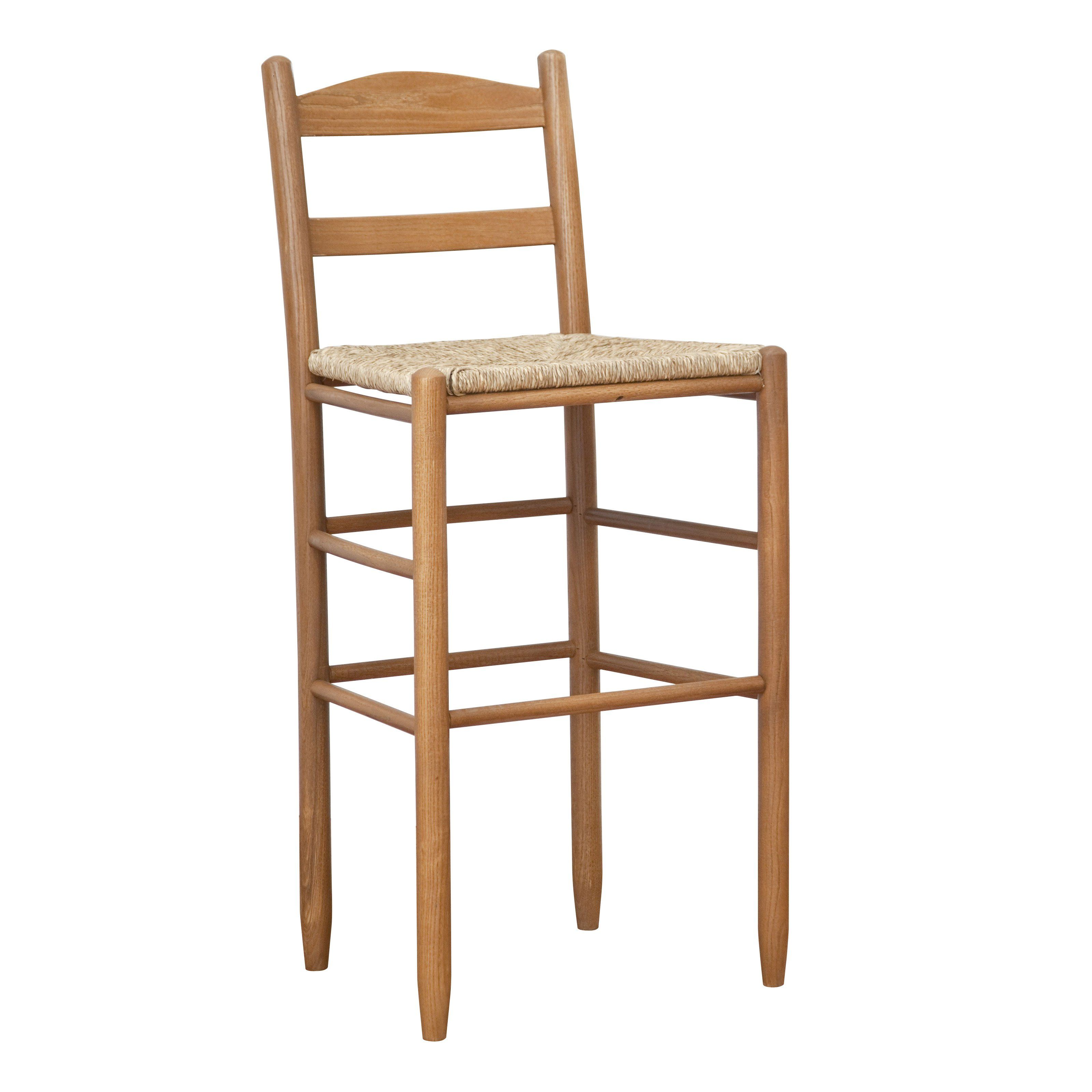 Dixie Penrose Seating 30 In Shaker Style Ladder Back Bar Stool