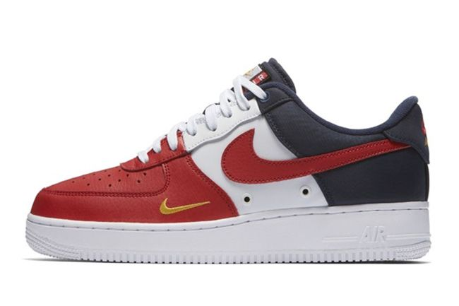 watch dc234 29771 Nike Air Force 1 LV8 in  Olympic  Palette with Mini Swoosh - EU Kicks   Sneaker Magazine