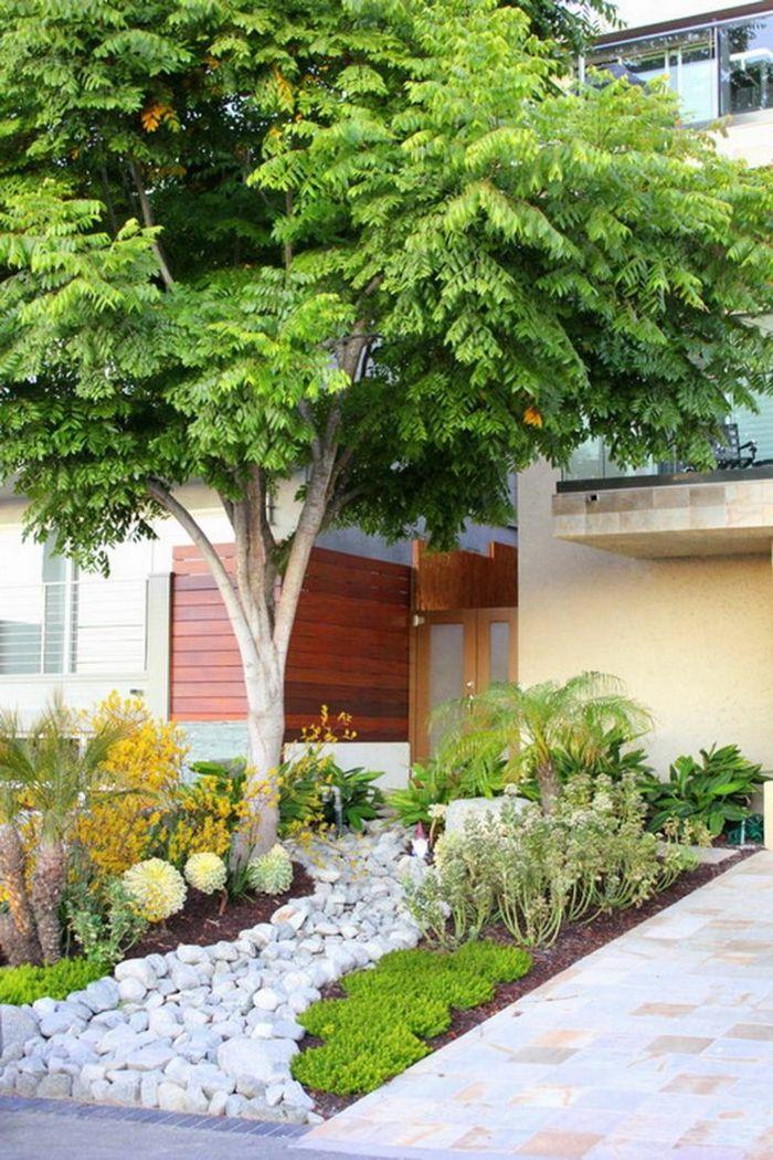 Garten Gestalten Bilder   39 Gartengestaltungsideen, Die Kaum Mühe Erfordern