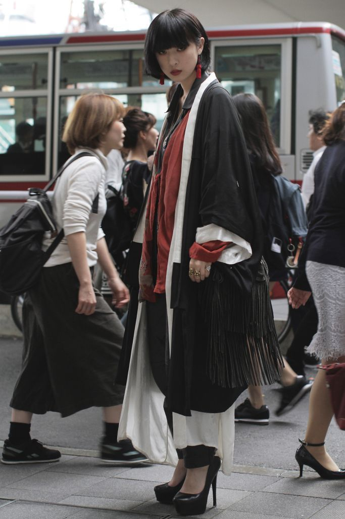They Are Wearing: Tokyo Fashion Week Spring 2017