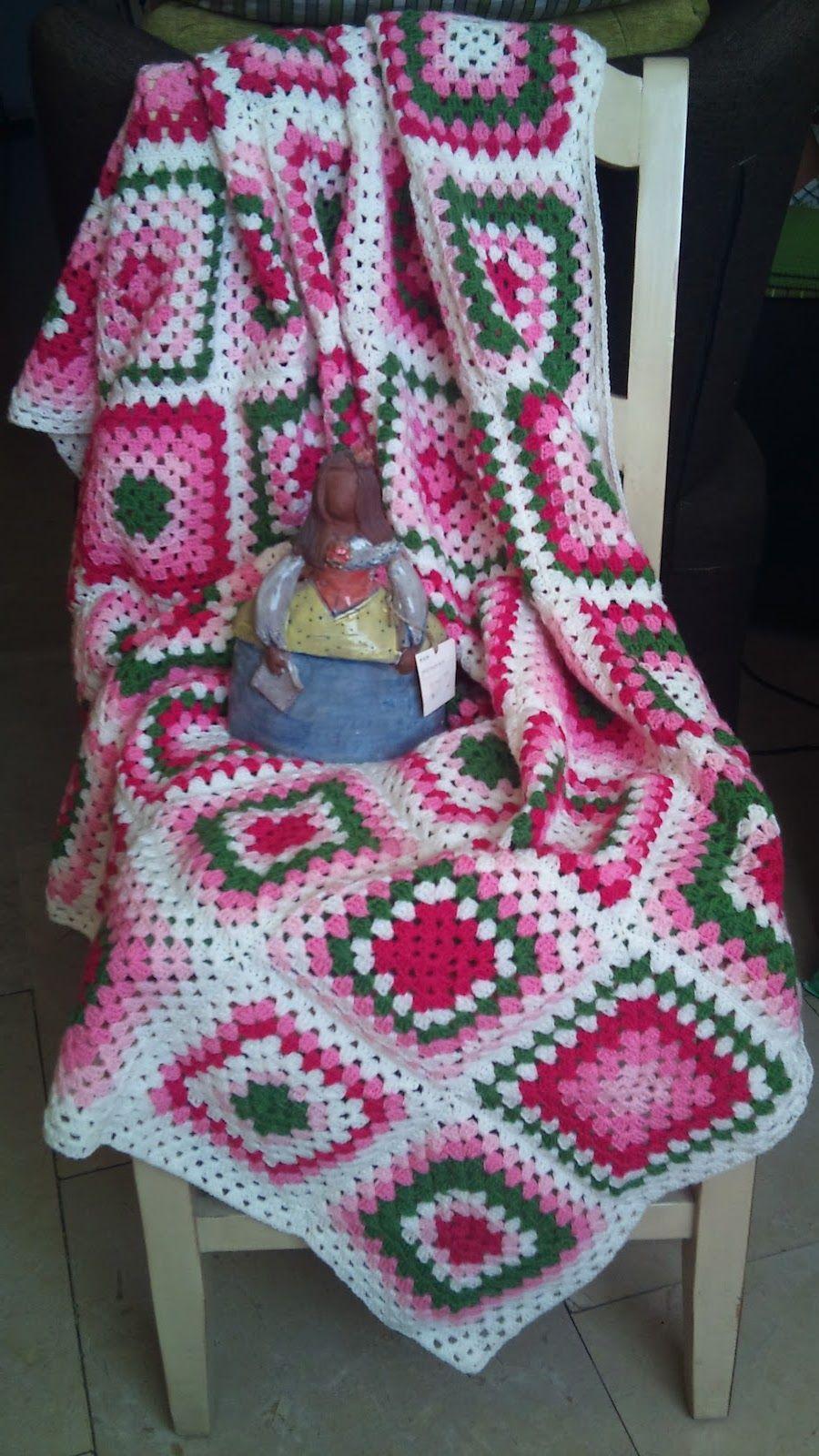 El Acerico de Ana: Crochet | Loca por el Crochet | Pinterest ...