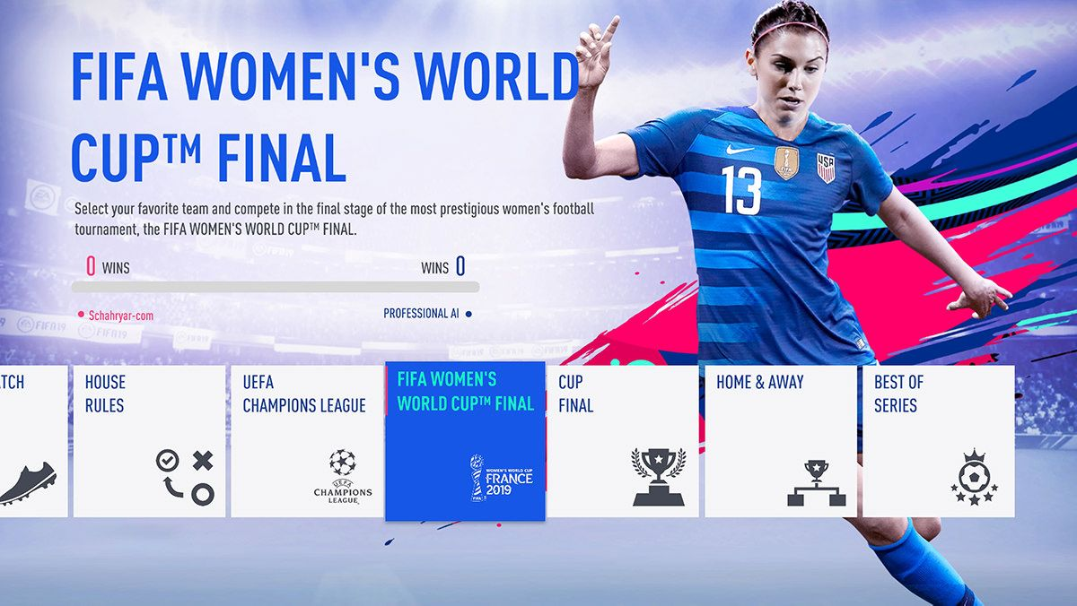 Cameroon and Nigeria women's team added to FIFA 19 roster