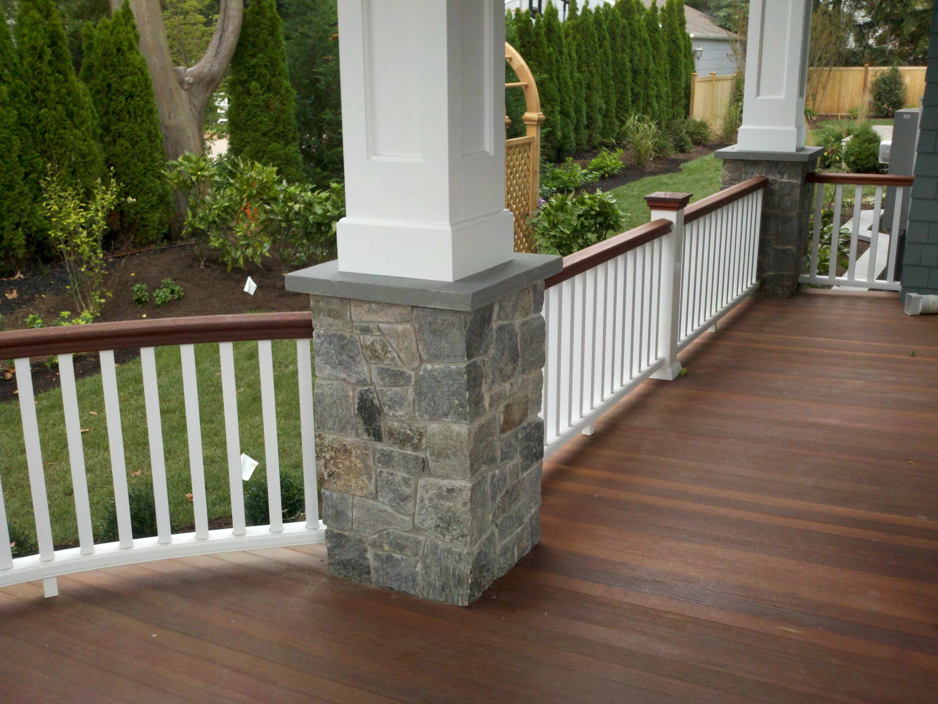 Best Mahogany Intex Rails Railings Pinterest Railings 400 x 300