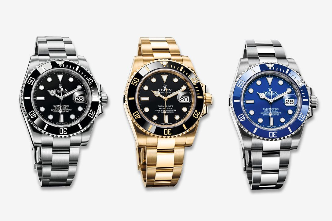 7538987d010 The Complete History of the Rolex Submariner