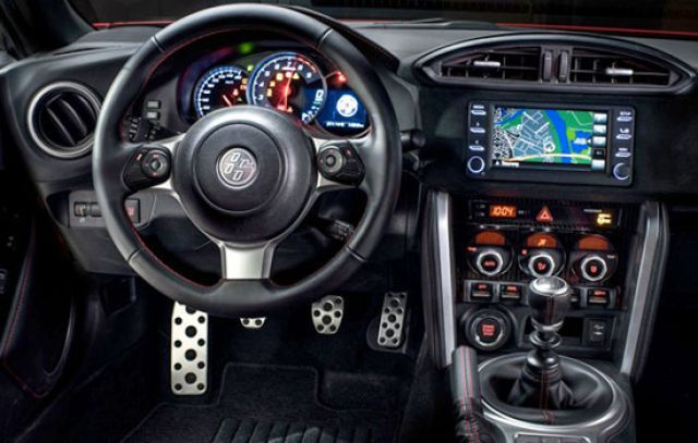 2019 Toyota 86 interior | Concept Cars Group Pins | Toyota ...