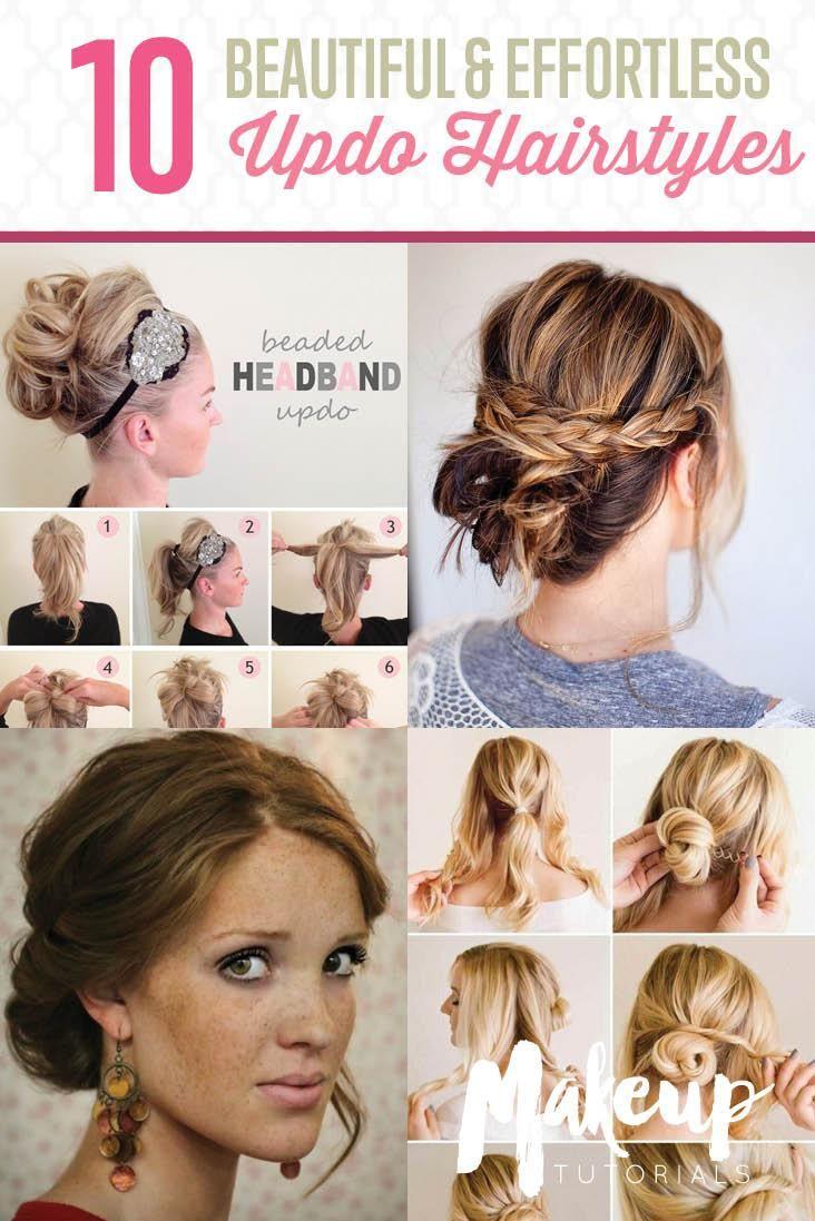 easy cute hairstyles for medium hair medium hairstyles