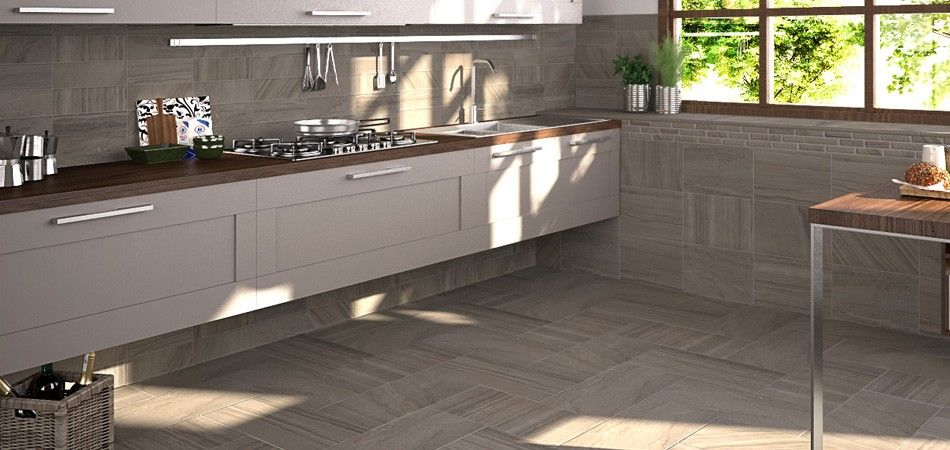 Cosmos Country 12X24 Floor And 10X16 4X11Wall #colorker Pleasing 10 X 16  Kitchen Design Design
