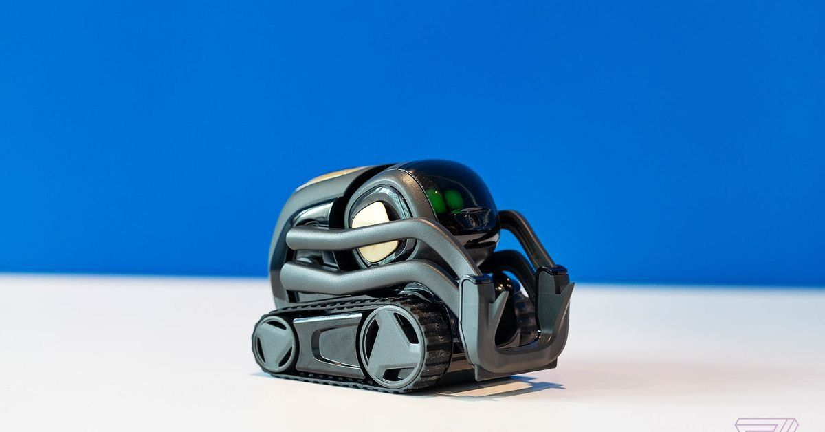 Anki Vector Home Robot Voice Assistant A I  : gadgets | WISH