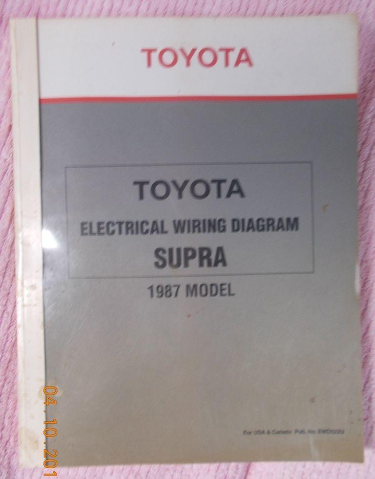 Toyota Supra Wiring Diagram Schematic Electronic Rhselfitco: 1990 Toyota Supra Engine Diagram At Gmaili.net