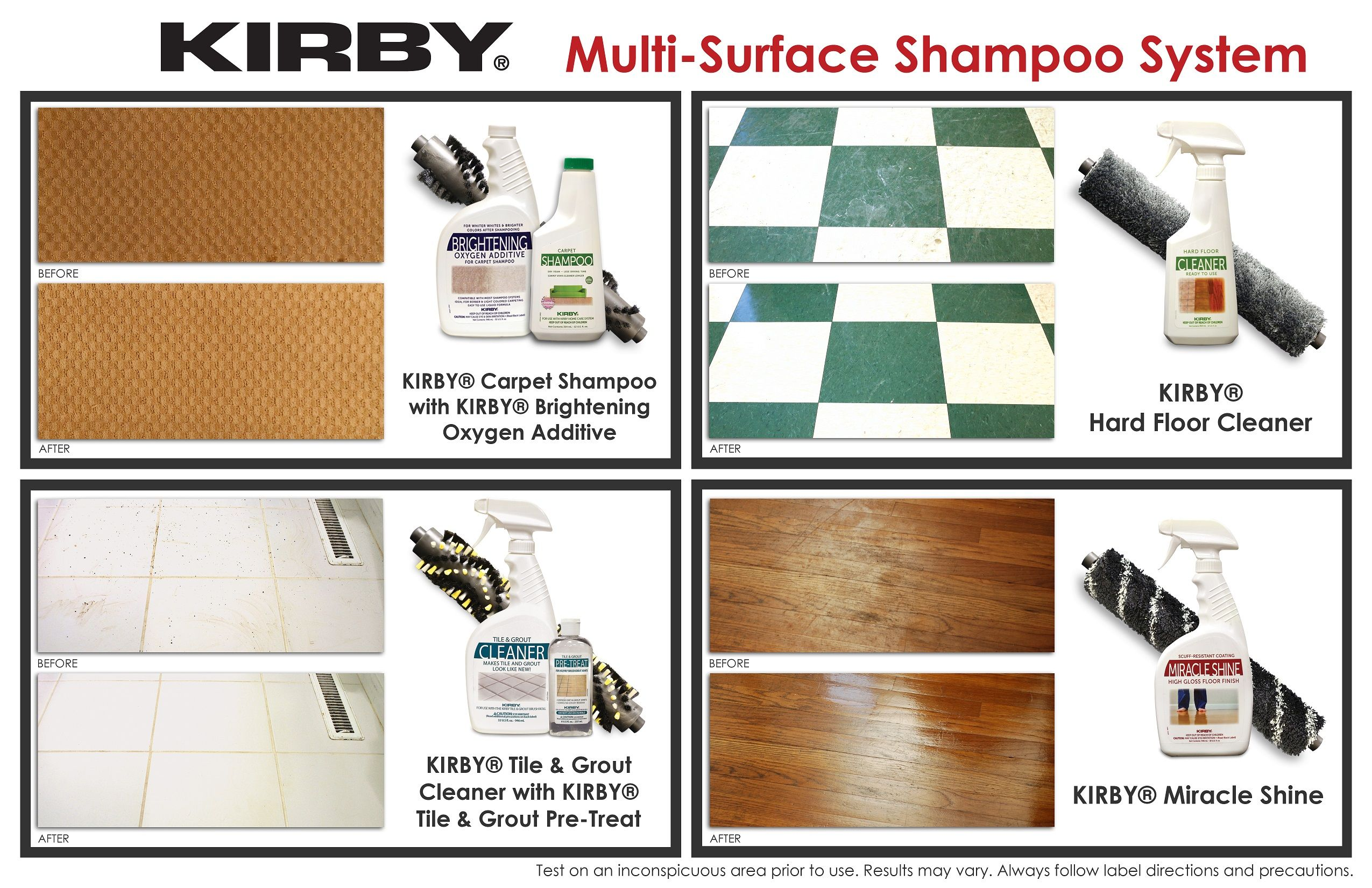 Pin By Mg Distributing On Kirby Avalir Kirby Carpet Shampoo Surface Shampoo Tile Grout Cleaner