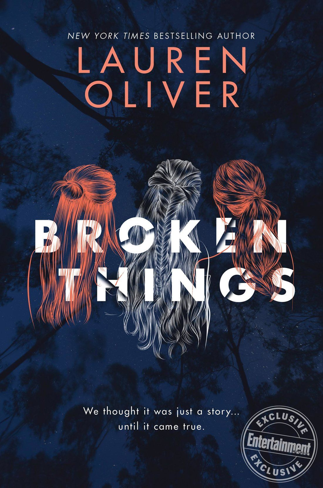 a084989476 Broken Things by Lauren Oliver