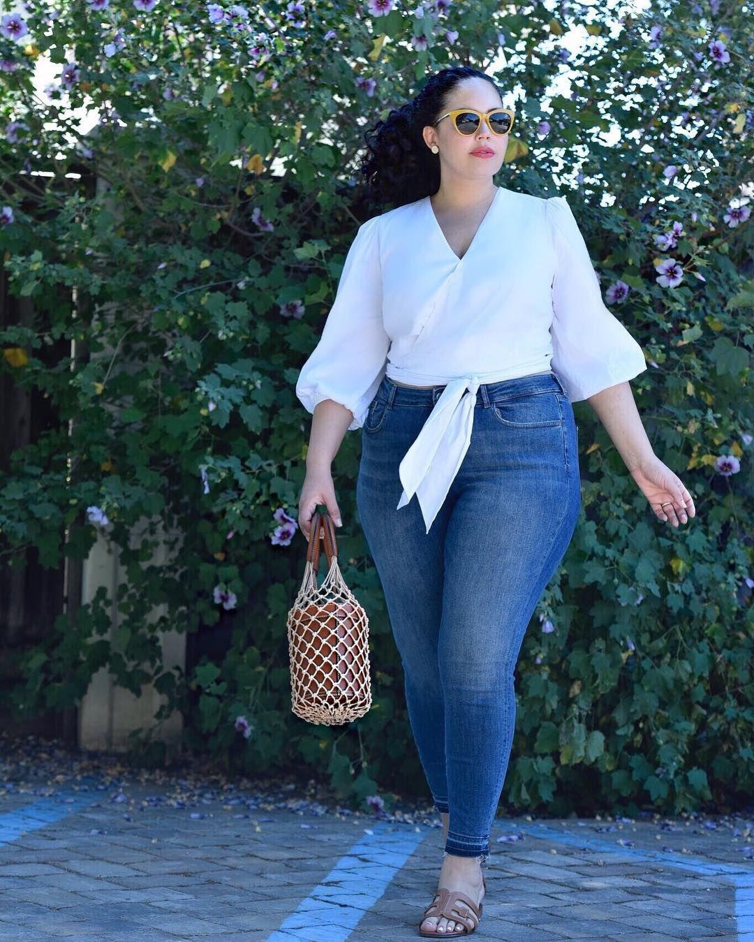 2961ed0999f3 Plus Size Summer Outfit Idea - Plus Size Fashion for Women  plussize ...