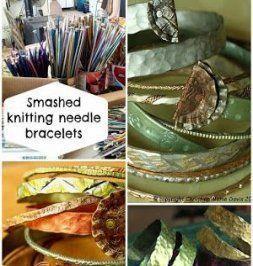 Photo of Terrific Free of Charge knitting needles repurposed Popular  Latest Photo Knitti…