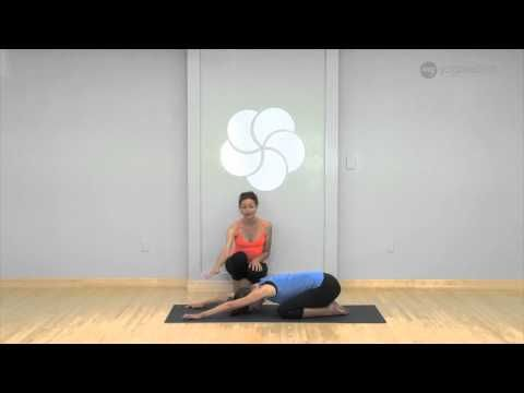 simple beginner yoga poses with melanie lora meltzer