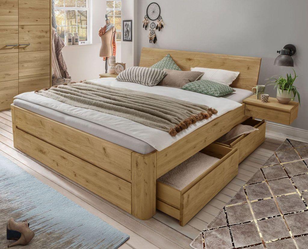 Fein Holzbalken Bett Massivholzbetten Mit 140x200 Cm Liegeflache Inside Selber Bauen Bett Selber Bauen Holzbalken Bett Bett Holz