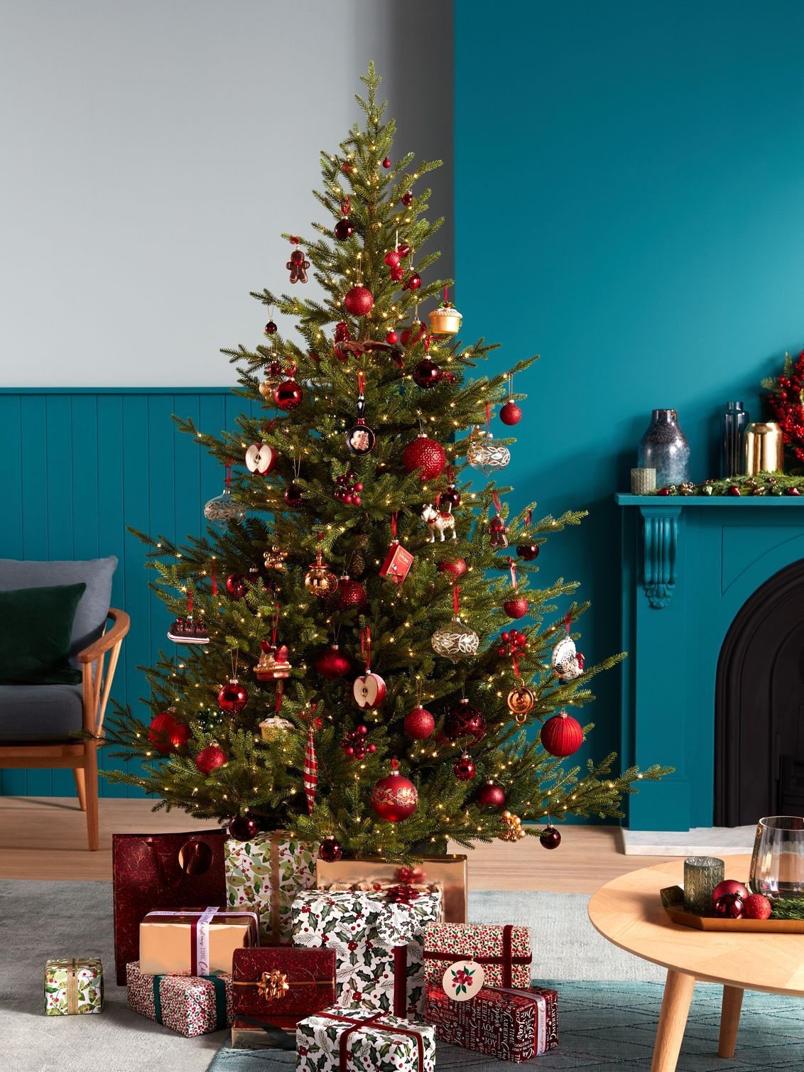 John Lewis reveal 7 Christmas decorating trends for 2019
