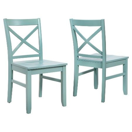 Prime Set Of 2 Carey Dining Chair Threshold Dining Room Dailytribune Chair Design For Home Dailytribuneorg