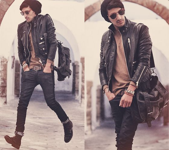Sorry! I'm Late.. (by Mohcine Aoki) http://lookbook.nu/look/2870239-Sorry-I-m-Late